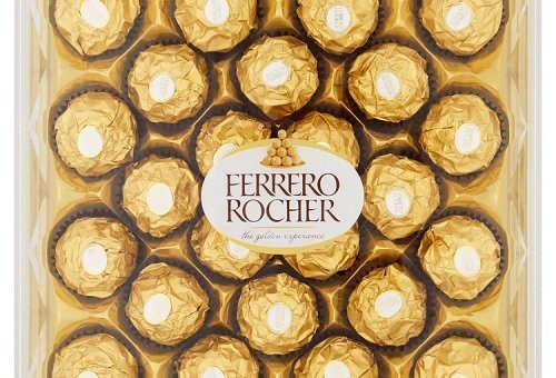 Ferrero Rocher, 24 Pieces