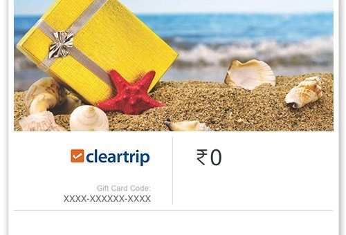 Cleartrip - Instant Voucher