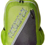 American Tourister Lime Green Casual Backpack (CLICK 2016)