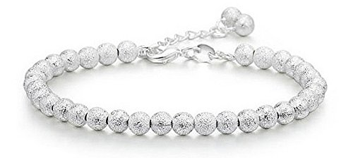Silver Shoppee Sterling Silver Chain Bracelet for Women