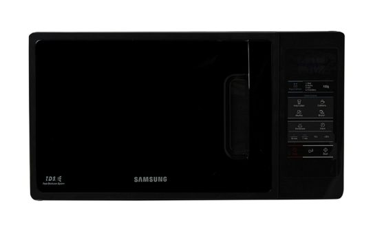 Samsung MW73AD-B/XTL 20-Litre Solo Microwave Oven (Black)