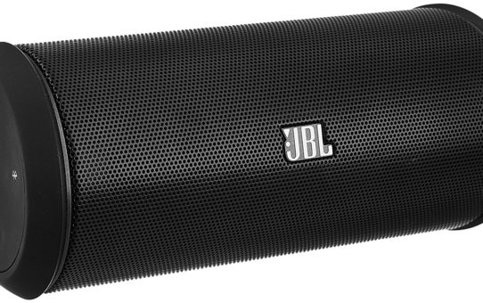 JBL Flip 2 Portable wireless speaker with 5-hour battery and speakerphone technology, Black
