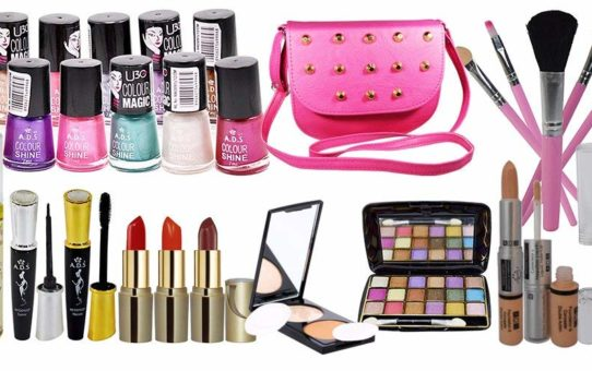 Matt Look Makeup Kit For Womens